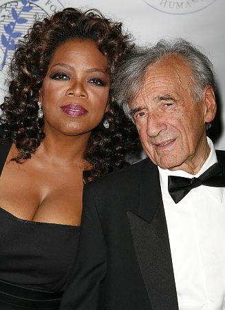 Oprah Winfrey Elie Wiesel Cons The World Oprah Winfrey A Blog