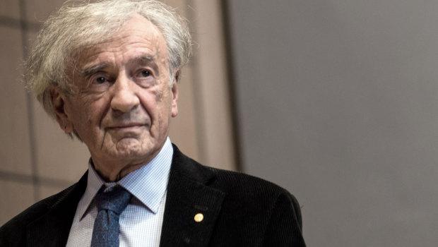 <b>Elie Wiesel</b> in 2012 - EW_award